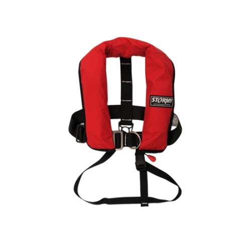 Stormy Life Vest Junior 15-40kg - Water Activated