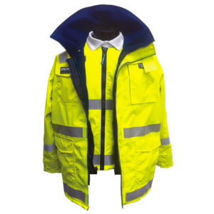 Stormy Coastal Lifejacket with Zip-in Thermal Vest