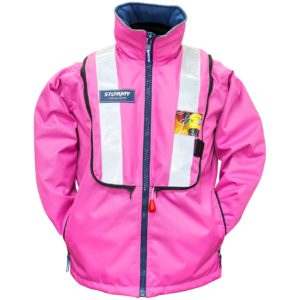 Stormy Pink Jacket